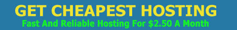 Cheapest Hosting