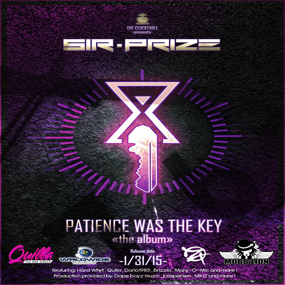 sirprize-PATIENCE_WAS_THE_KEY_ALBUM_COVER_